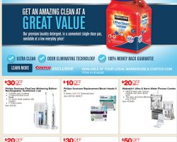 Costco Coupon Offers February 16 – March 12, 2017