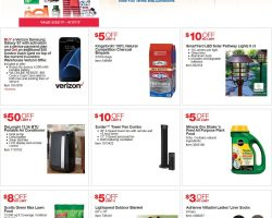 Costco Coupon Offers March 23 – April 17, 2017
