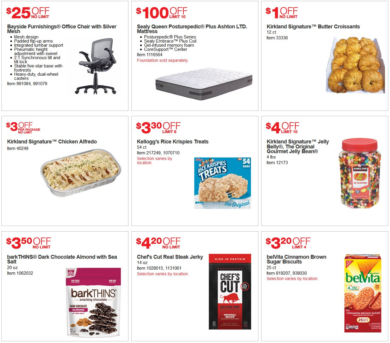 Deal Costco Canada Online Offers Valid From Feb 28 To Mar: Costco Coupon Offers March 23