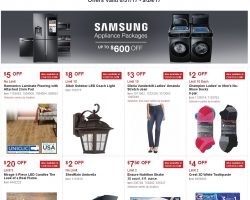 Costco Coupon Offers August 31 – September 24, 2017