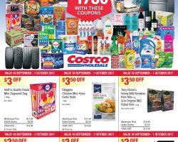 Costco Australia Catalogue 18 September – 1 October 2017