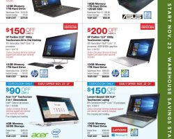 Costco Black Friday Ad Sale 2017