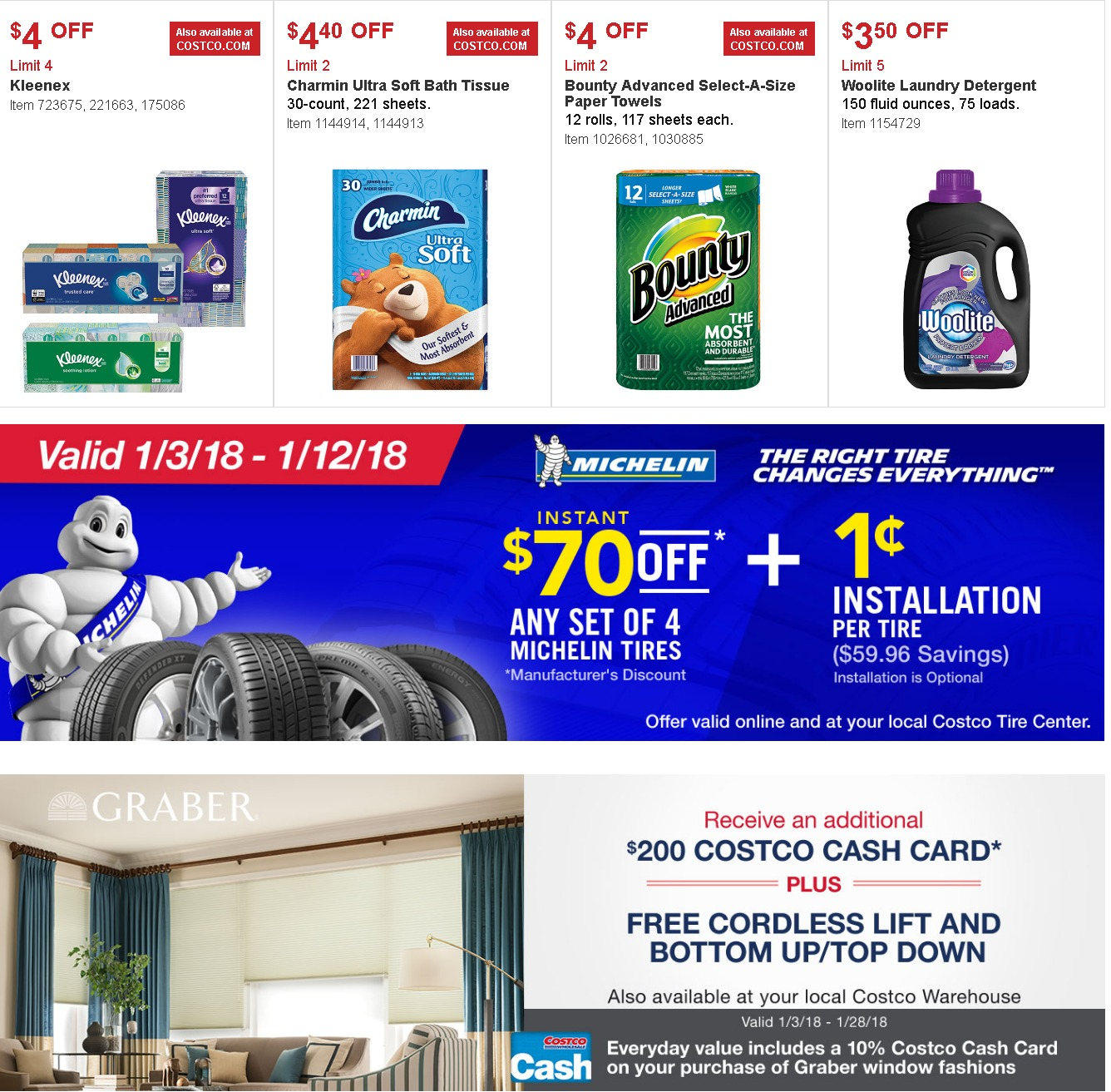 Deal Costco Canada Online Offers Valid From Feb 28 To Mar: Costco Coupon Offers January 3