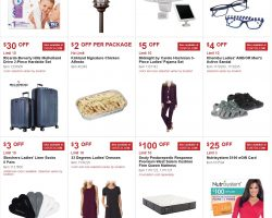 Costco Coupon Offers March 15 – April 8, 2018