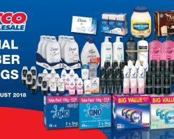 Costco Australia Catalogue 20 July – 5 August 2018