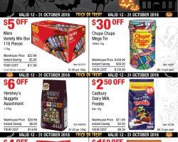 Costco Australia Catalogue 12 October – 31 October 2018