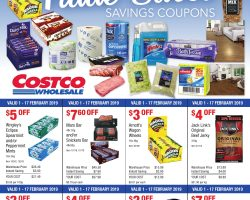 Costco Australia Catalogue  1 February – 17 February, 2019