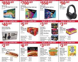 Costco Australia Catalogue 12 April – 28 April, 2019