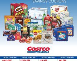 Costco Australia Catalogue 10 May – 26 May, 2019