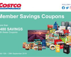 Costco Australia Catalogue 13 September - 29 September, 2019