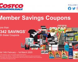 Costco Australia Catalogue 14 February - 1 March, 2020