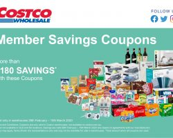 Costco Australia Catalogue 28 February - 15 March, 2020
