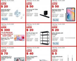 Costco Canada Flyer August 3 - August 30, 2020
