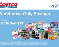 Costco Australia Catalogue 3 August - 16 August, 2020