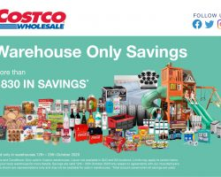 Costco Australia Catalogue 12 October - 25 October, 2020