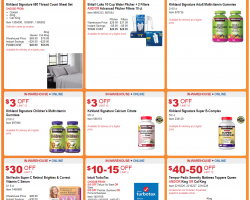 Costco Coupon Offers December 26 - January 24, 2021