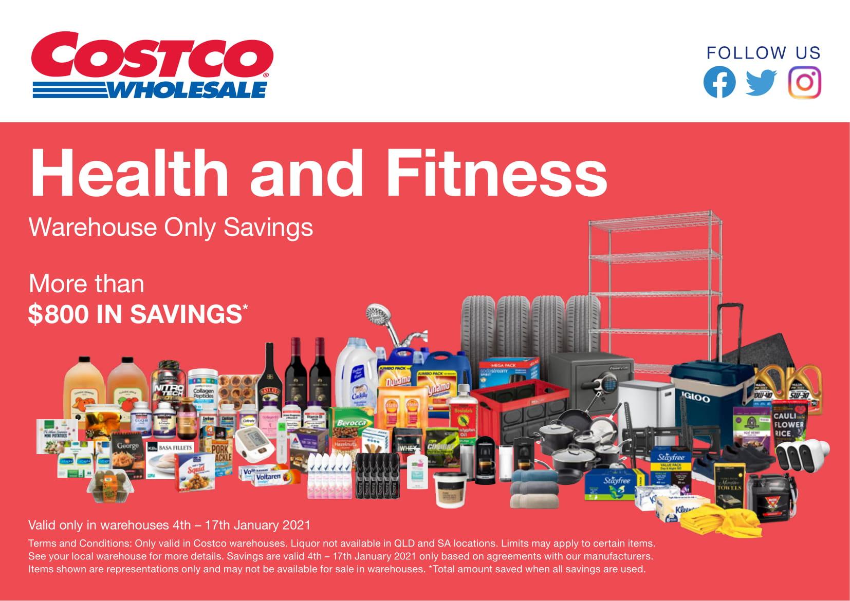 Costco Australia Catalogue 4 January - 17 January, 2021