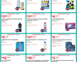 Costco Coupon Offers September 1 - September 26, 2021